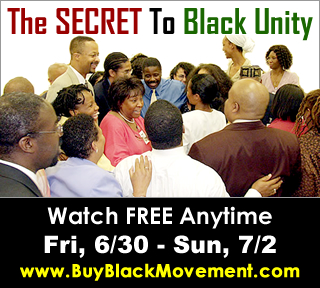 The SECRET To Black Unity