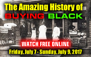 The Amazing HISTORY of Buying Black