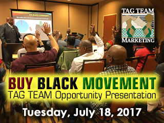 Buy Black Movement Presentation