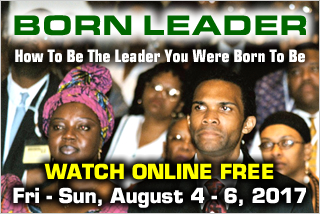 BORN LEADER - How To Be The Leader You Were Born To Be