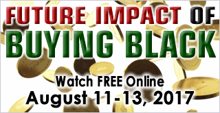 FUTURE IMPACT of Buying Black
