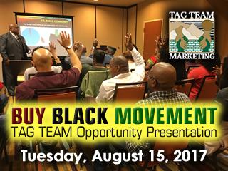 Buy Black Movement Presentation