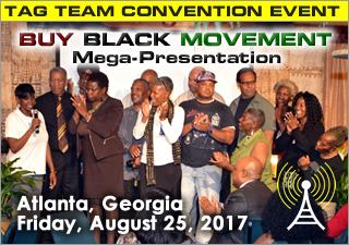 Buy Black Movement Mega-Presentation
