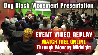 Buy Black Movement Presentation REPLAY