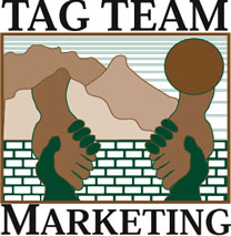 TAG TEAM Black Business Network Logo