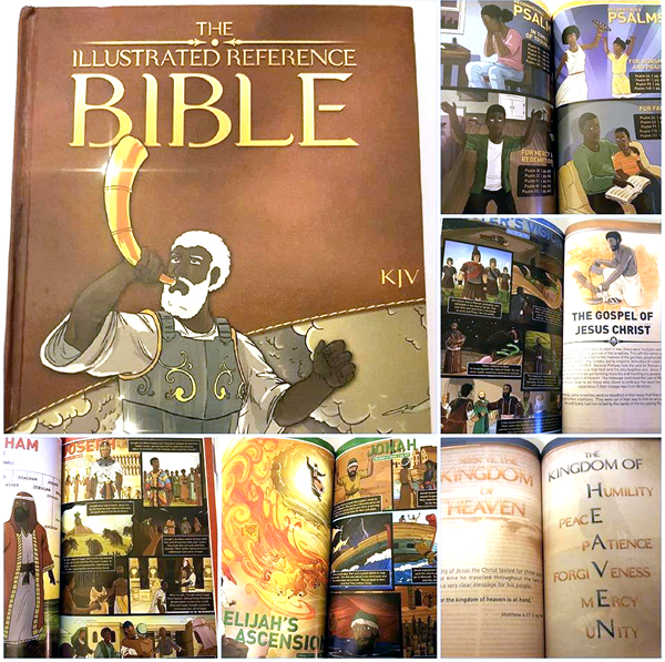 Illustrated Reference Bible