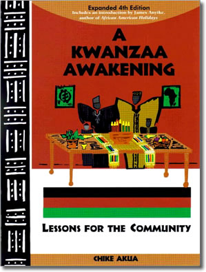 a kwanzaa awakening lessons for the community buy