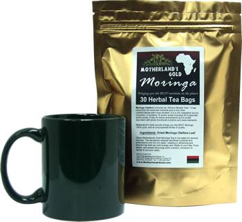 Motherland S Gold Moringa Tea Buy Black Movement Store