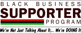 Black Business Supporter Program