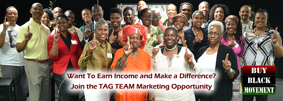 Join the TAG TEAM Marketing Opportunity