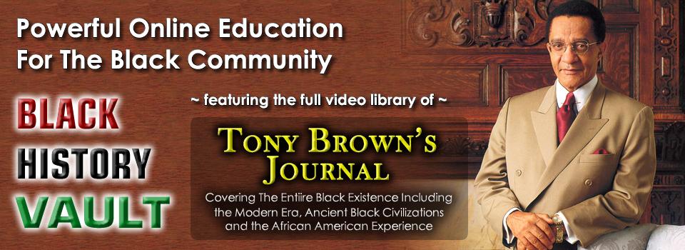 Tony Brown's Journal